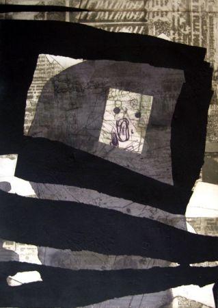 Grabado Clavé - Monsieur Rousseau