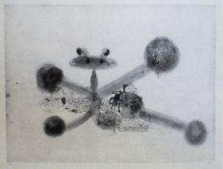 Aguafuerte Y Aguatinta Condo - More sketches of Spain-For Miles Davis 10