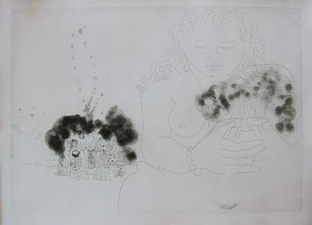 Aguafuerte Y Aguatinta Condo - More Sketches of Spain - for Miles Davis