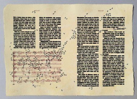 Serigrafía Isgro - Mozart