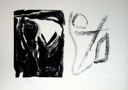 Litografía Van Velde - MP 16
