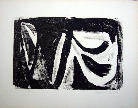 Litografía Van Velde - MP 20