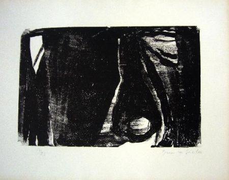 Litografía Van Velde - MP 21