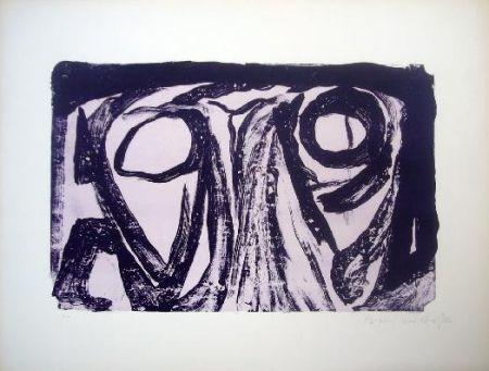 Litografía Van Velde - MP 24