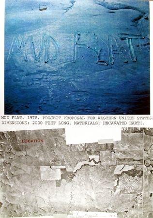 Litografía Oppenheim - Mud Flat