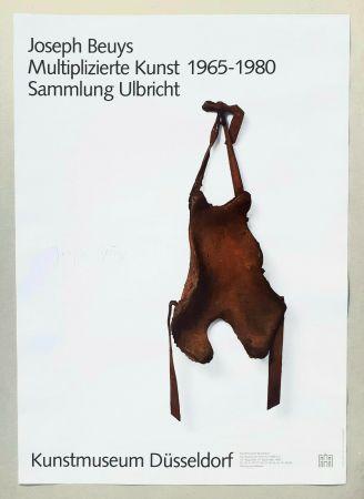 Litografía Beuys - Multiplizierte kunst