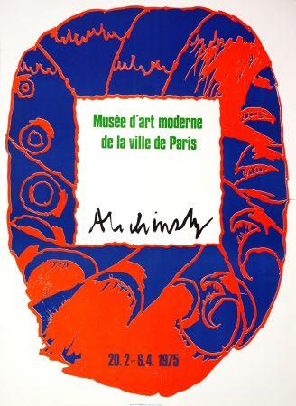 Cartel Alechinsky - Musée d'art moderne de la ville de Paris