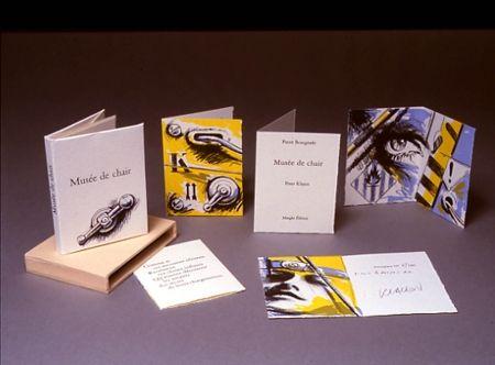 Litografía Klasen - Musée de Chair