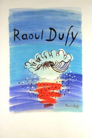 Litografía Dufy - Musée des Beaux Arts de Nancy  Avant la Lettre