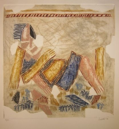Carborundo Louttre - Muse latine