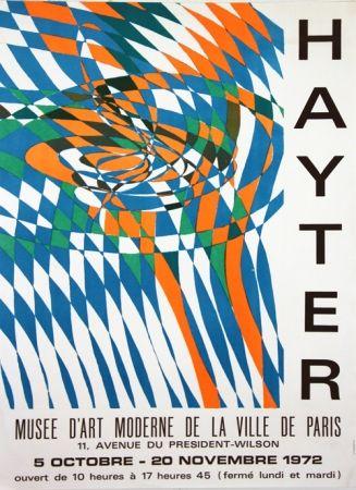 Litografía Hayter - Musee D'Art Moderne de Paris