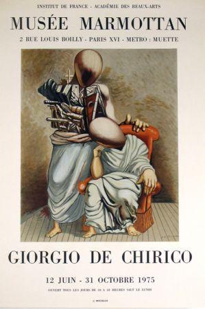Litografía De Chirico - Musee Marmotan