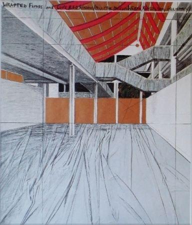 Sin Técnico Christo - Musee WURTH