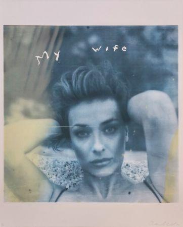 Fotografía Schnabel - MY WIFE