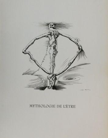 Libro Ilustrado Masson - MYTHOLOGY OF BEING