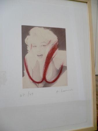 Aguafuerte Rainer - Mythos Marilyn
