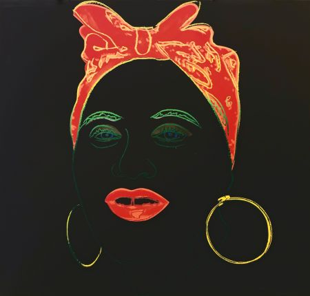 Serigrafía Warhol - MYTHS: MAMMY FS II.262