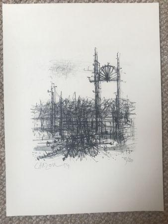 Litografía Carzou - N/A