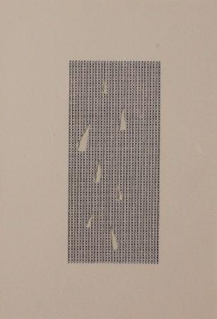 Litografía Kolar - NAHORU A DOLU