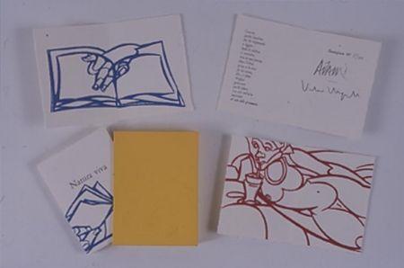 Libro Ilustrado Adami - Natura Viva