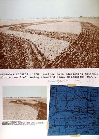 Litografía Oppenheim - Nebraska Project