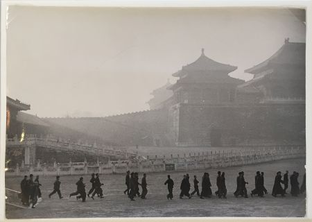 Fotografía Cartier Bresson - New Army Day Parade in Forbidden City