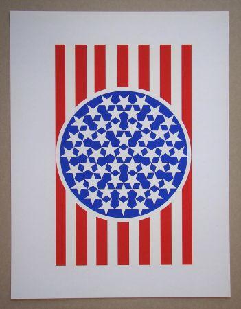 Serigrafía Indiana - New Glory Banner