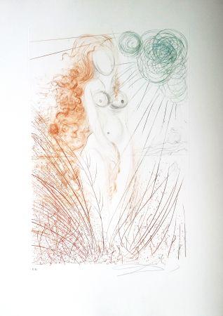 Sin Técnico Dali - New Mythological Suite/ La Naissance de Vénus (9)