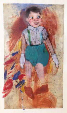 Grabado Dine - New Pinocchio No. 16