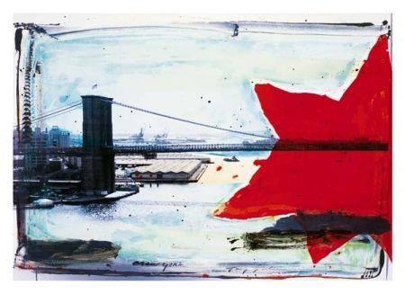 Grabado Soulie - NEW YORK