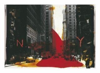 Estampa Numérica Soulie - NEW YORK
