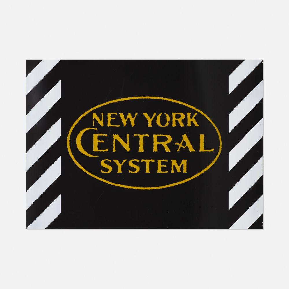 Serigrafía Cottingham - New York Central System
