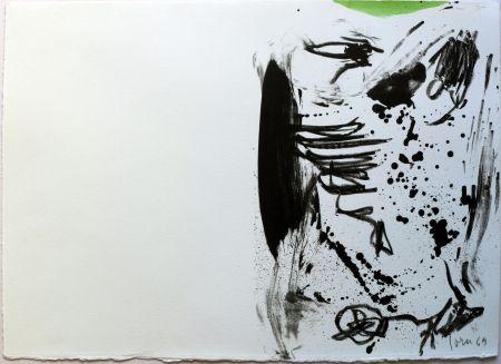 Litografía Jorn - No title