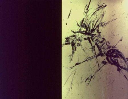 Serigrafía Drake - Noche de Oro