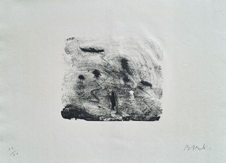 Litografía Barcelo - Nocturne