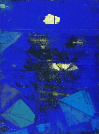 Litografía Ernst - Nocturne