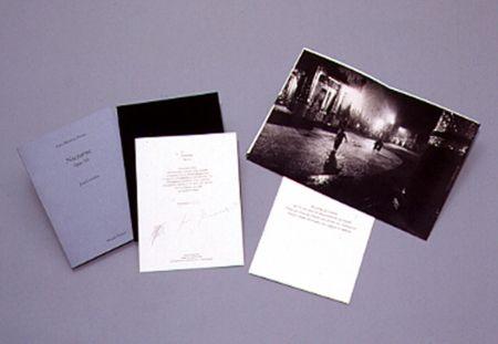Litografía Lariviere - Nocturne Opus 99