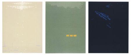 Grabado En Madera Katz - Northern Landscapes (Fog, Bright Light and Night)