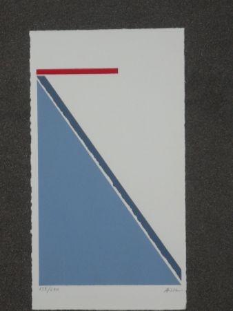 Serigrafía Asse - Notes pour deux