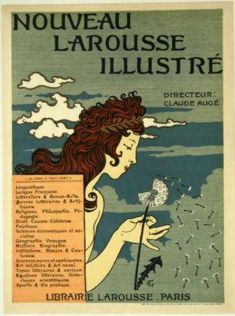 Litografía Grasset - Nouveau Larousse Illustré