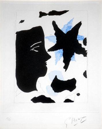 Aguafuerte Braque - Nouvelles Sculptures et Plaque Graveés