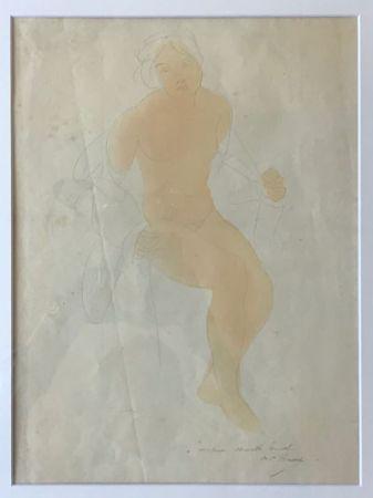 Sin Técnico Rodin - Nu féminin
