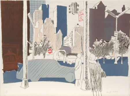 Litografía Porter - NYC