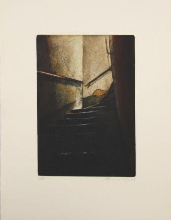 Aguafuerte Y Aguatinta Zado - Oberlicht