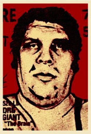 Serigrafía Fairey - Obey '89, from Retro Series