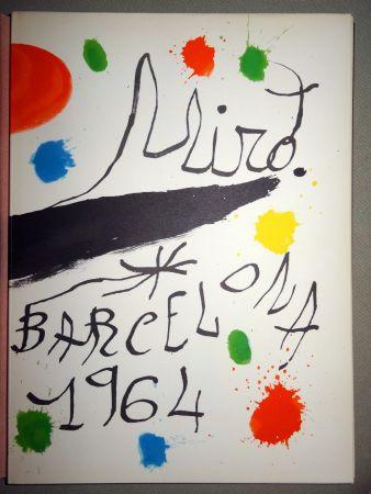 Libro Ilustrado Miró - Obra Inèdita recent