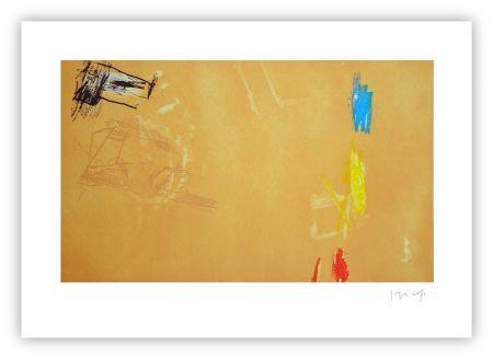 Grabado Capa - Ocher-colors