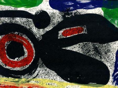 Libro Ilustrado Miró - Oeuvre gravé et lthographié