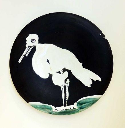 Cerámica Picasso - Oiseau n° 83