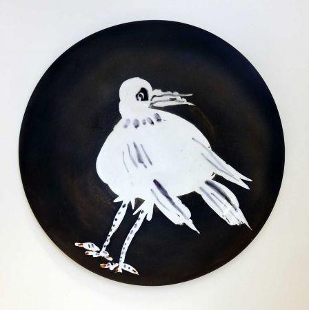 Cerámica Picasso - Oiseau n° 93